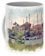 Detroit Yacht Club Coffee Mug