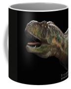 Dinosaur Aucasaurus Coffee Mug