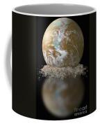 Dissolving Earth Coffee Mug
