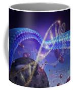 Dna And Chromosomes Coffee Mug