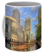 Docklands London Coffee Mug