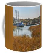 Dockside Paradise Coffee Mug