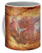 Dodge In Rust Coffee Mug