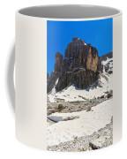 Dolomites - Pisciadu Peak Coffee Mug