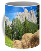 Dolomiti - Alpine Pasture Coffee Mug