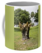 Dolphin Tree In Melbourne Beach Florida Coffee Mug