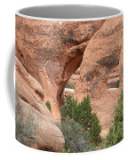 Double O Arch Coffee Mug