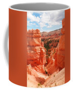 Down Into Bryce Coffee Mug