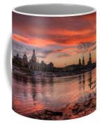 Dresden Sunset Coffee Mug