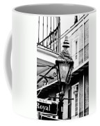 Dressed For The Party- Bw Coffee Mug
