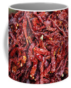 Dried Chilli Coffee Mug