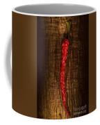 Dried Pepperoni Coffee Mug