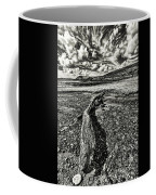 Driftwood Mono Coffee Mug