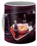 Drive-in Coke And Burgers Coffee Mug