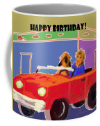 Driving Miss Daisy Coffee Mug