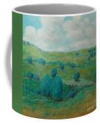 Dry Hills Coffee Mug