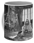 Du Maurier: Trilby, 1895 Coffee Mug