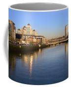 Dublin At Dawn Coffee Mug
