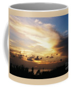 Sunset At Ducks Puddle, Bermuda Coffee Mug