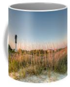Dunes To Lighthouse Coffee Mug