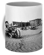 Dust Bowl, C1936 Coffee Mug