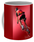 Dynamic Racing Cycle Coffee Mug
