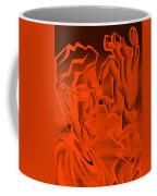 E Vincent Orange Coffee Mug