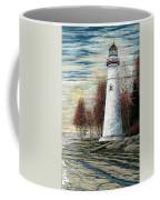 Eagle Bluff Light Coffee Mug
