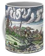 Earthquake, 1550 Coffee Mug