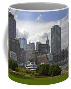 East Boston Harbor Coffee Mug
