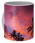 Easter Island Sunrise 2 Coffee Mug