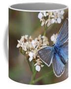 Eastern Baton Blue  Coffee Mug by Amos Dor