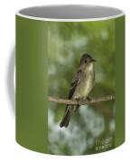 Eastern Wood Pewee Coffee Mug