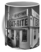 Eat Rite Diner Route 66 Coffee Mug