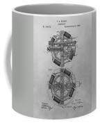 Edison's Phonograph Patent Coffee Mug