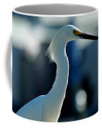 Egret Of Matlacha 2 Coffee Mug