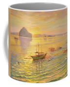 El Nido Sunrise Coffee Mug