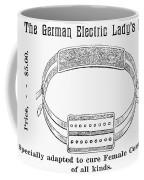 Electric Belt Ad Coffee Mug