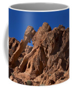 Elephant Rock Valley Of Fire State Park Nevada Coffee Mug