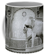 The Beautiful Elephant Coffee Mug
