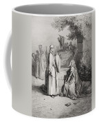 Eliezer And Rebekah Coffee Mug
