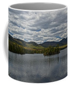 Elk Lake Coffee Mug
