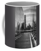 Empty Sky Memorial And The Freedom Tower Coffee Mug