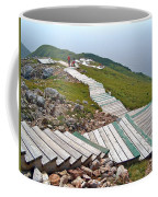 End Of Skyline Trail In Cape Breton Highlands Np-ns Coffee Mug
