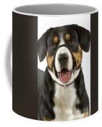 Entlebuch Mountain Dog Coffee Mug