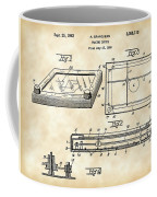 Etch A Sketch Patent 1959 - Vintage Coffee Mug