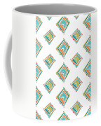 Ethnic Window Coffee Mug by Susan Claire