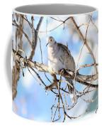 Eurasian Collard Dove Coffee Mug
