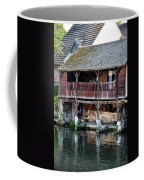 Eure River And Old Fulling Mills In Chartres Coffee Mug