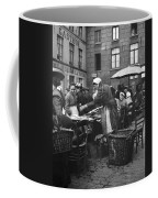 Europe Market, C1910 Coffee Mug